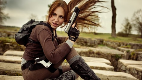 Lara Croft Underworld Tomb Raider